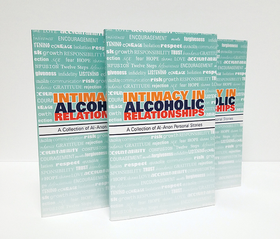 3 copies of Intimacy in Alcoholic Relationships